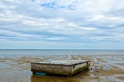 Mooring Royalty Free Stock Images
