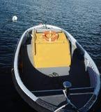 Mooring boat Stock Photos