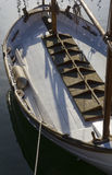 Mooring boat Stock Photography