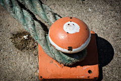 Mooring Line 3 Stock Photography
