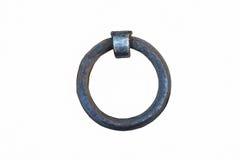Mooring Ring At The Harbor Royalty Free Stock Image