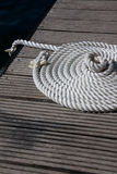 Mooring Rope Stock Photos