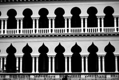Moorish Architectural Design Stock Photos