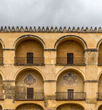 Moorish architecture Royalty Free Stock Images