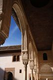 Moorish architecture in Spain Stock Images