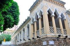 Moorish barracks. In Macao china Royalty Free Stock Photo