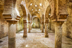 Moorish Baths Royalty Free Stock Photography