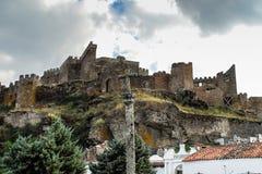 Moorish castle Stock Photos