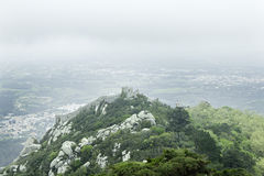 Moorish Castle Stock Images