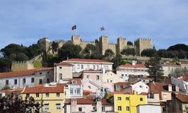 Moorish castle Stock Image