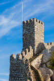 Moorish castle, Sintra Stock Photos