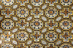 Moorish ceiling Stock Photos