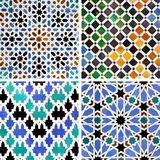 Moorish ceramics Stock Images
