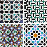 Moorish ceramics Royalty Free Stock Image
