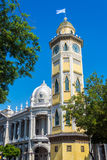 Moorish Clock Tower in Guayaquil Royalty Free Stock Photo