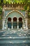 Moorish fountain. In Sintra, Portugal Royalty Free Stock Image
