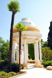 Moorish gazebo Royalty Free Stock Image