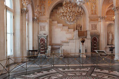 Moorish hall of Winter Palace in St. Petersburg Royalty Free Stock Images