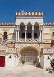 Moorish mansion Stock Photos