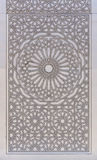 Moorish Metal Pattern. An ornate metal pattern in Moorish style royalty free stock images
