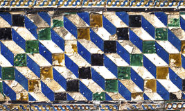 Moorish mosaic Royalty Free Stock Image