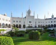 Moorish Palace in Copenhagen. Moorish Palace at Tivoli Gardens in Copenhagen, the capital city of Denmark Royalty Free Stock Image