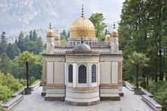 Moorish pavilion Stock Photography
