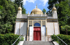Moorish pavilion Royalty Free Stock Photo