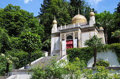 Moorish pavilion Stock Images