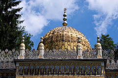 Moorish pavilion Stock Photos