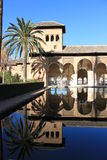 Moorish Reflection Stock Photography