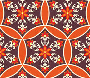 Moorish seamless  pattern. Arabesque. Pattern in Moorish style. Arab seamless texture. Element of design. Islamic  background. Oriental ornament Royalty Free Stock Photos