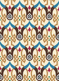 Moorish Seamless Pattern Royalty Free Stock Photography