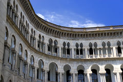 Moorish Style Building Royalty Free Stock Image