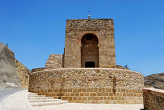 Moorish tower, Antequera. Stock Photography