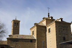 Moorish Tower, Toledo, Spain Royalty Free Stock Images