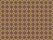 Moorish wall tile II Stock Image