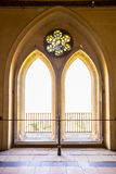 Moorish window Royalty Free Stock Photo