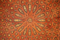 Moorish wooden patten background. Alhambra Palace. Moorish wooden patten background from southern Spain. Alhambra Palace stock images