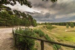 moorland Στοκ Εικόνα