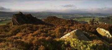 moorlandrock Royaltyfri Fotografi