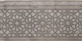 Moors Metaalpatroon Royalty-vrije Stock Afbeelding