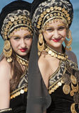 Moors in Traditional Dress Stock Photo