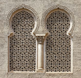 Moors venster Stock Foto's