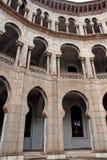 Moorse architectuur stock afbeeldingen
