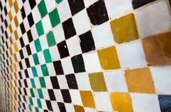 Moorse Tegels Royalty-vrije Stock Foto