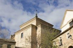 Moorse Toren, Toledo, Spanje Stock Fotografie
