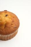 Moosbeere-Kleie-Muffin Stockfoto