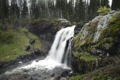 Moose Falls Stock Photo