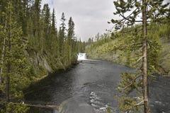 Moose Falls Stock Image